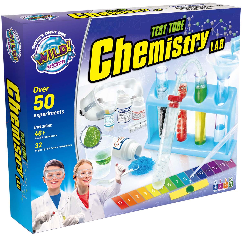 Test Tube Chemistry Lab
