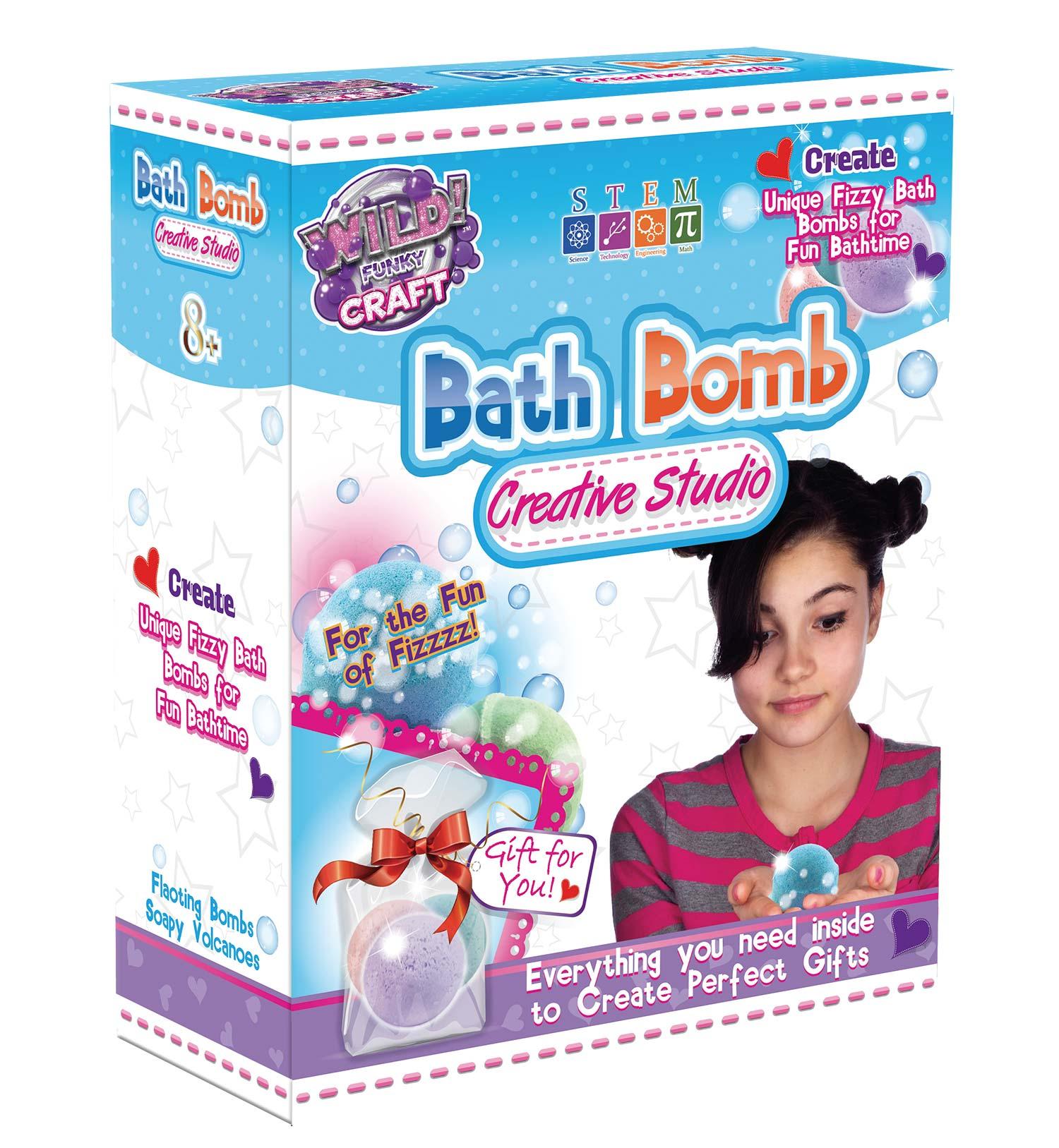 Bath Bomb Creative Studio