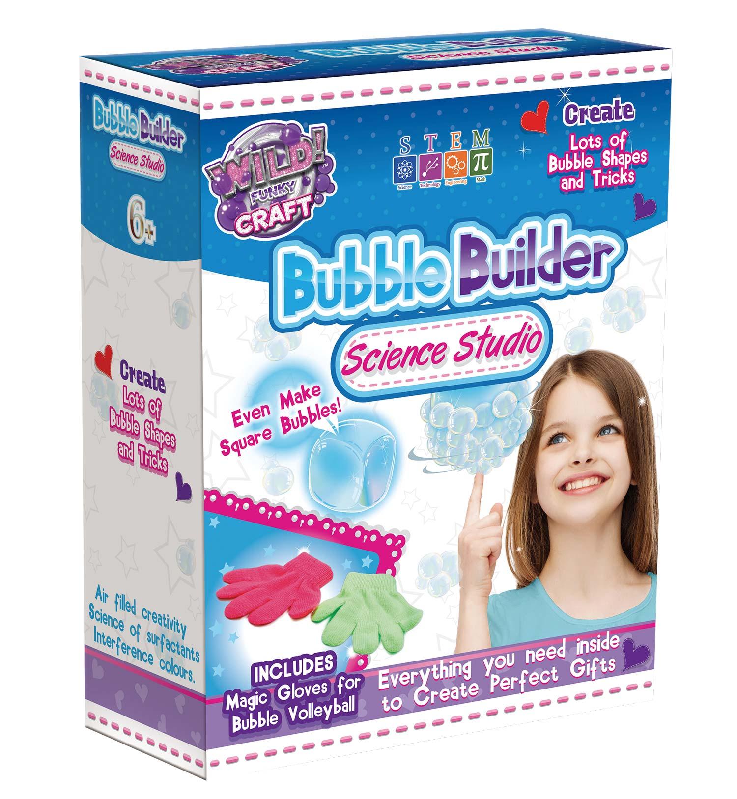 Bubble Builder Science Studio