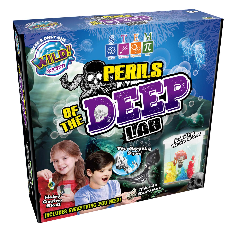 Perils of The Deep Lab