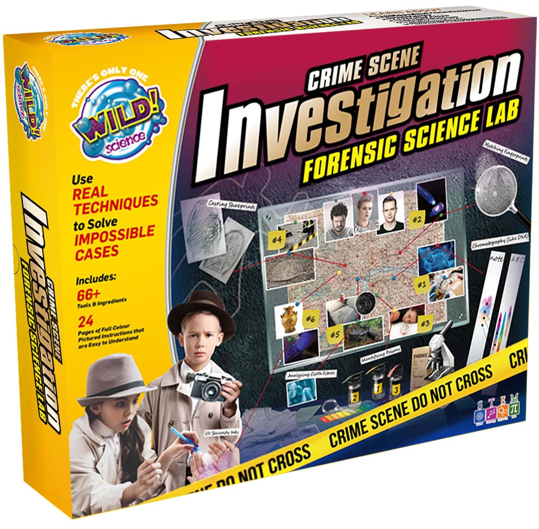 CSI Forensic Science Lab