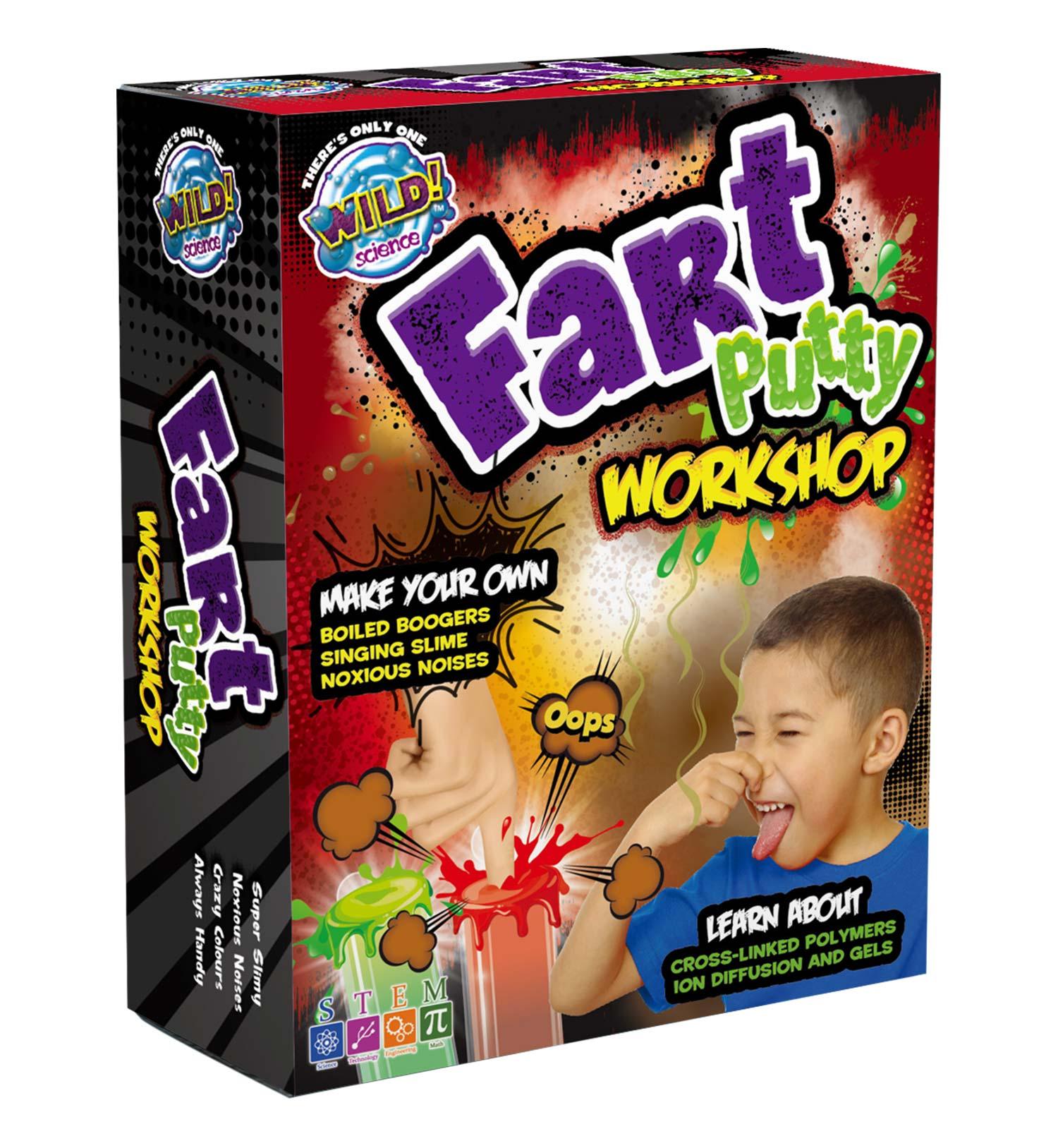 Fart Putty Workshop
