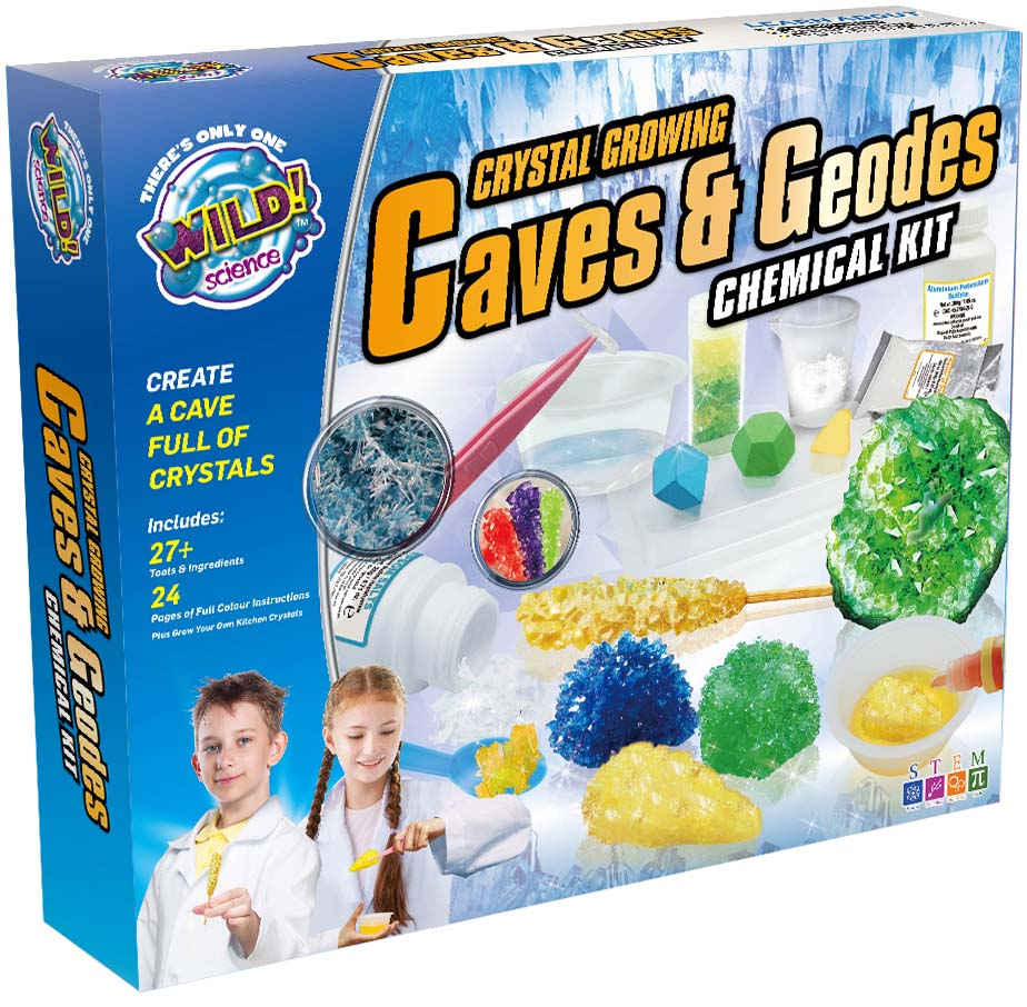 Caves & Geodes