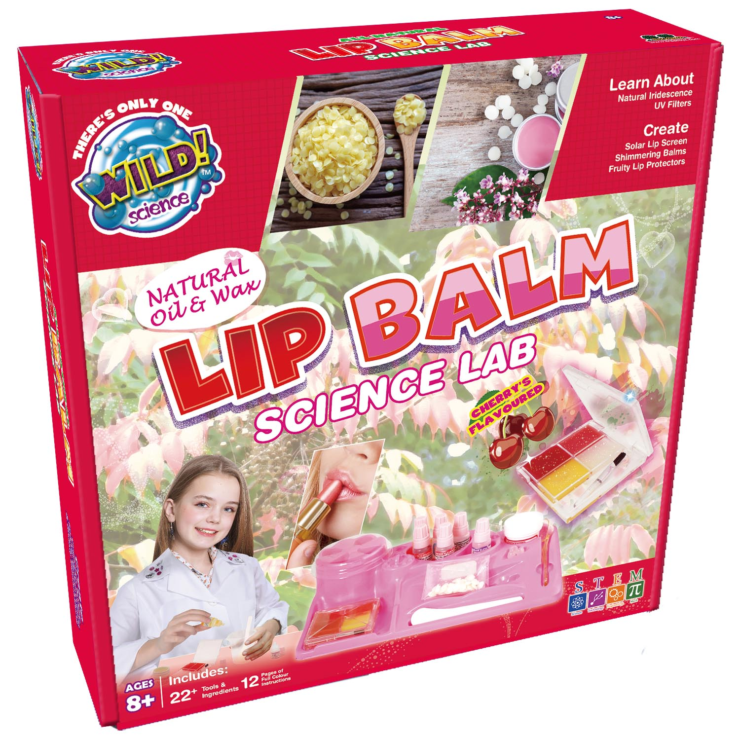 Lip Balm Science Lab