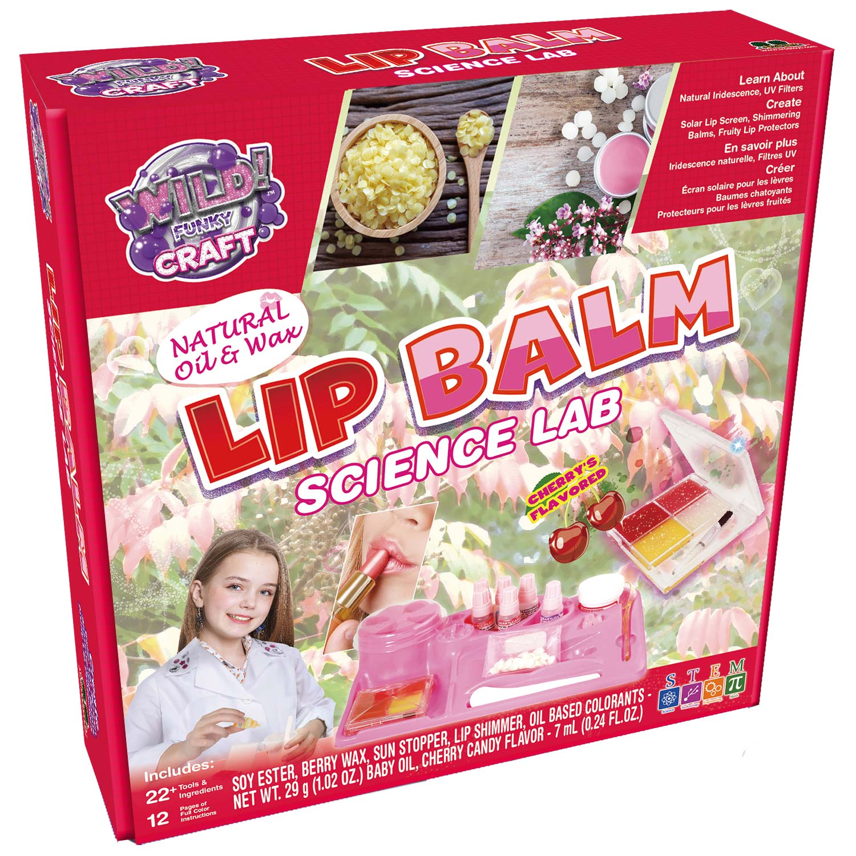 Lip Balm Science Lab