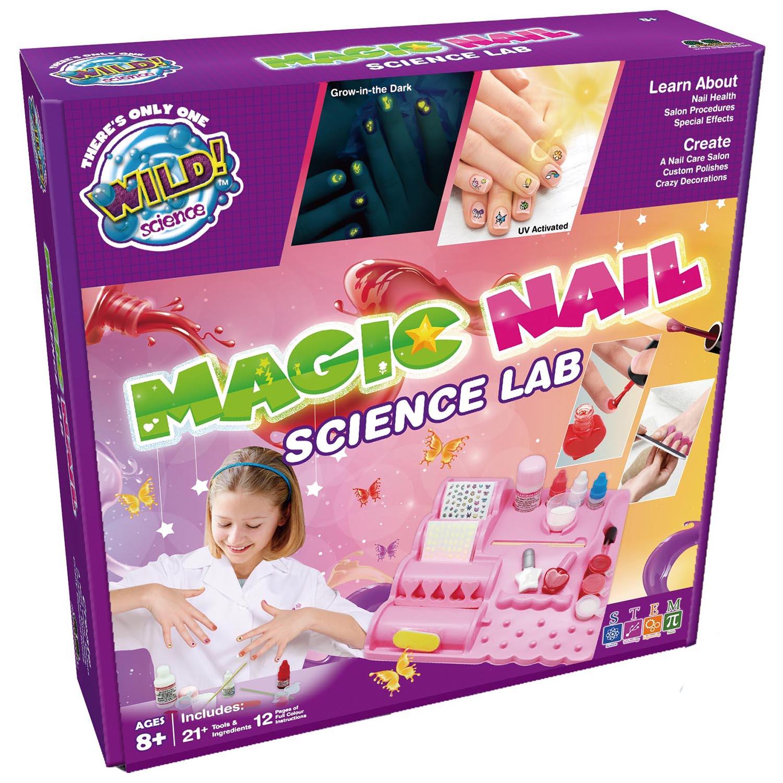 Magic Nail Science Lab