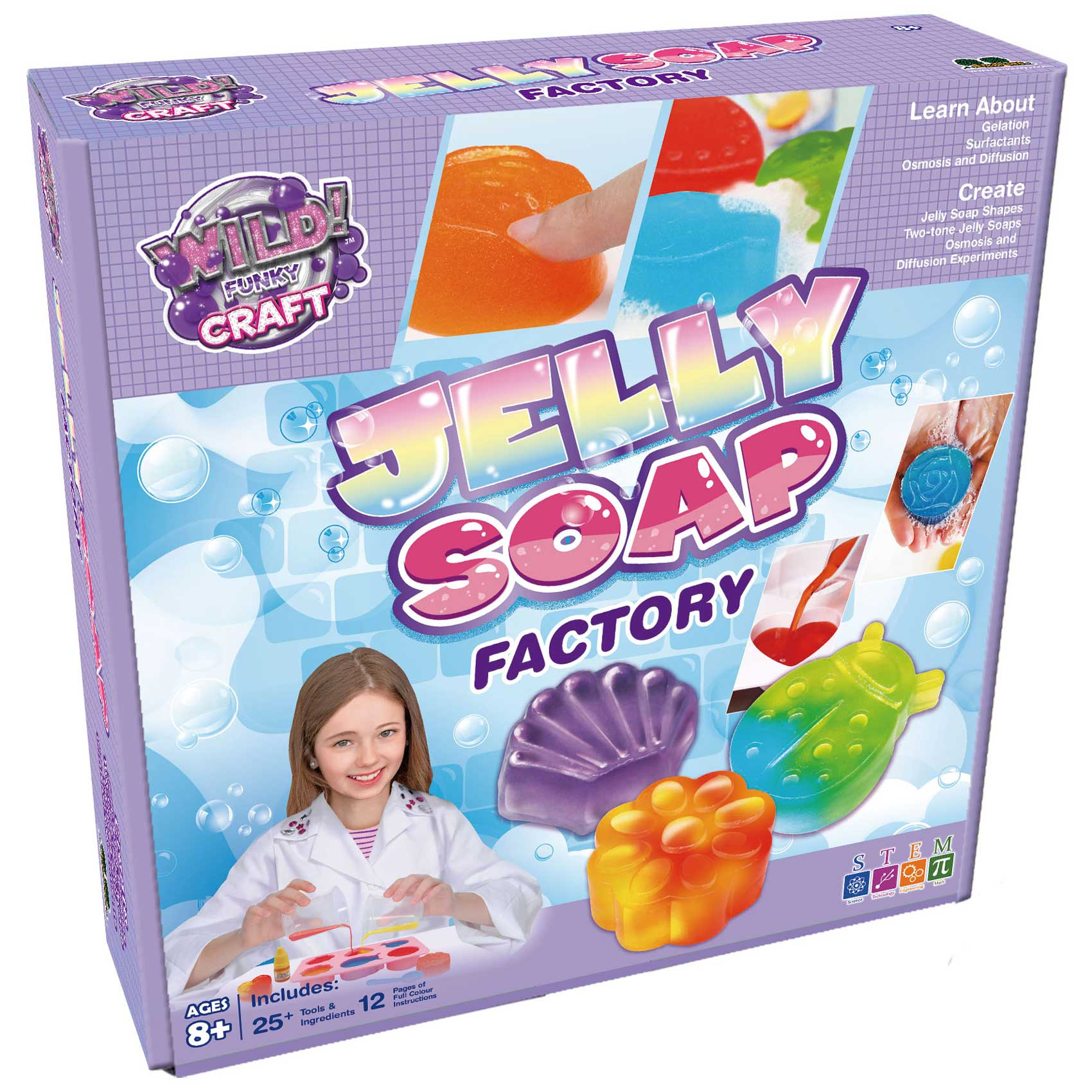 Jelly Soap Factory