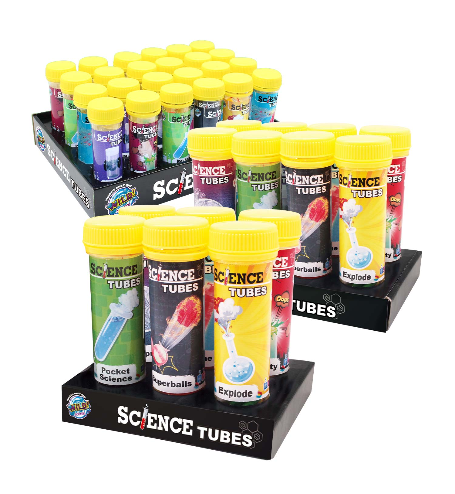 Science Tube Sets