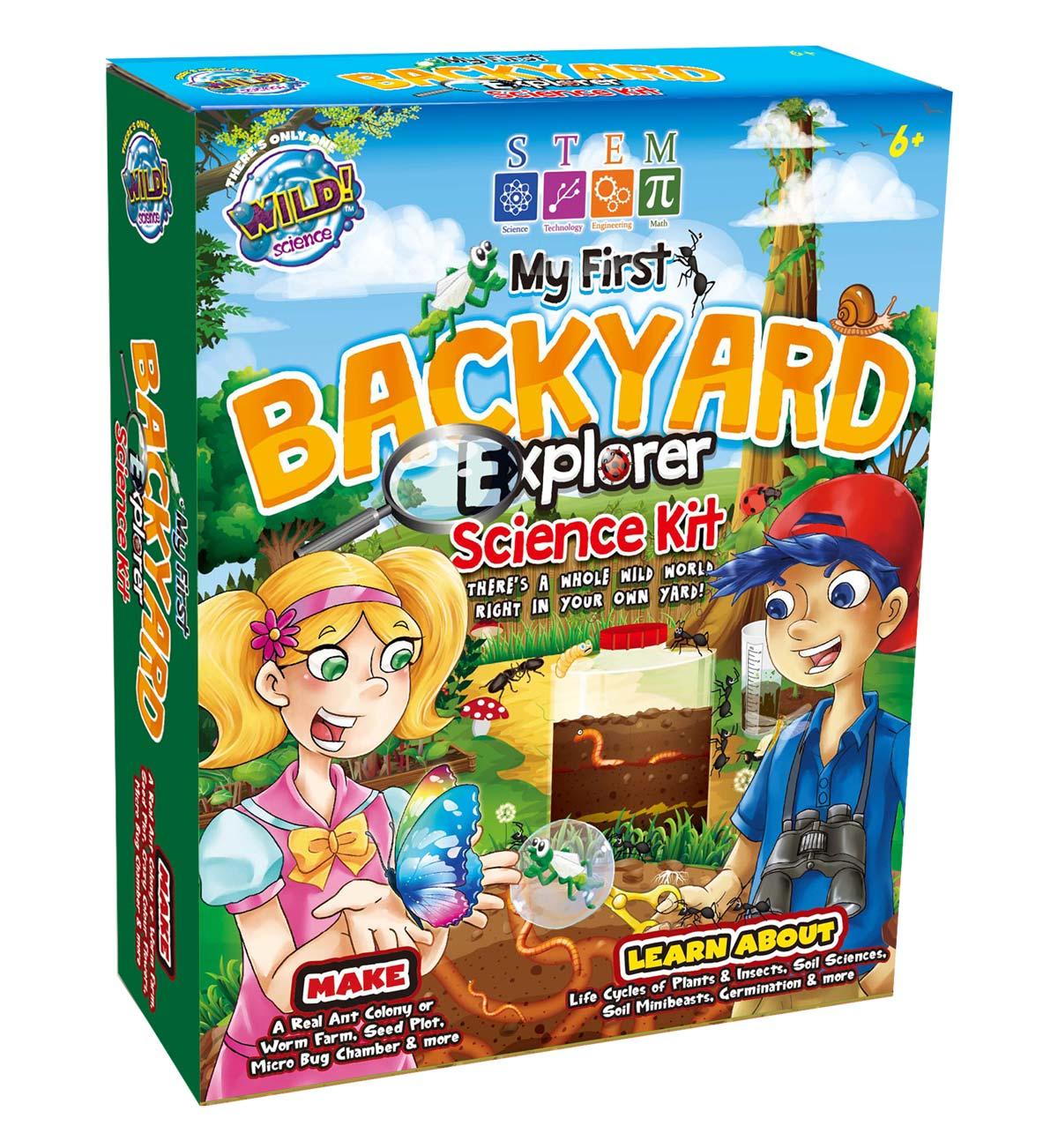 Backyard Explorer