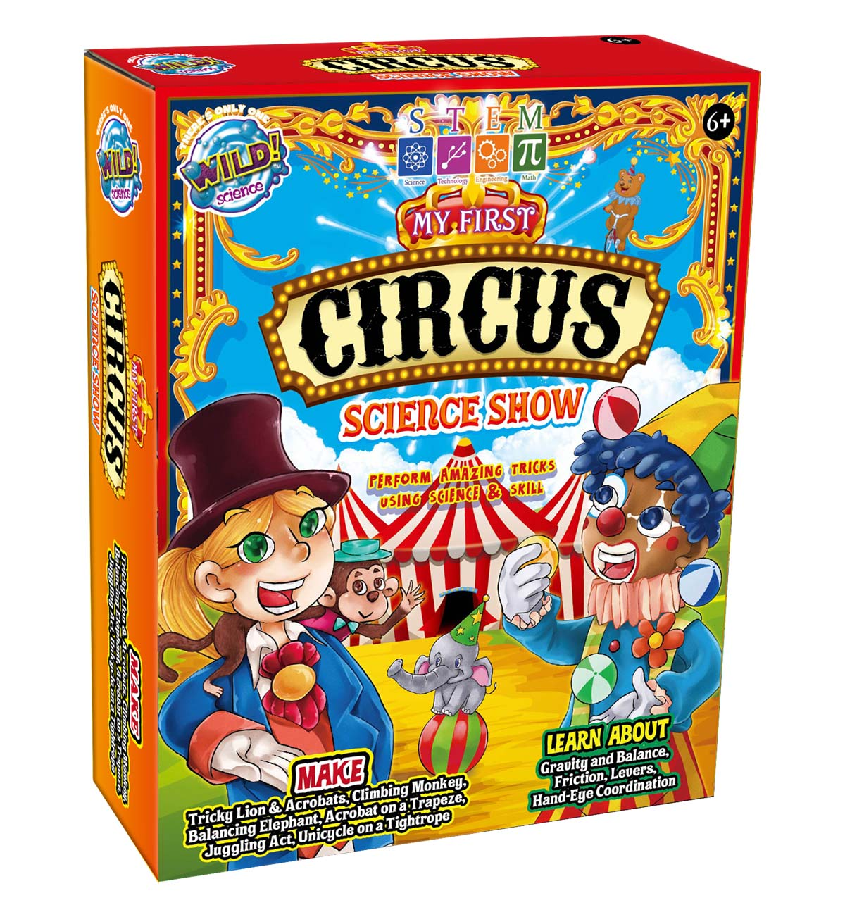 Circus Science Show