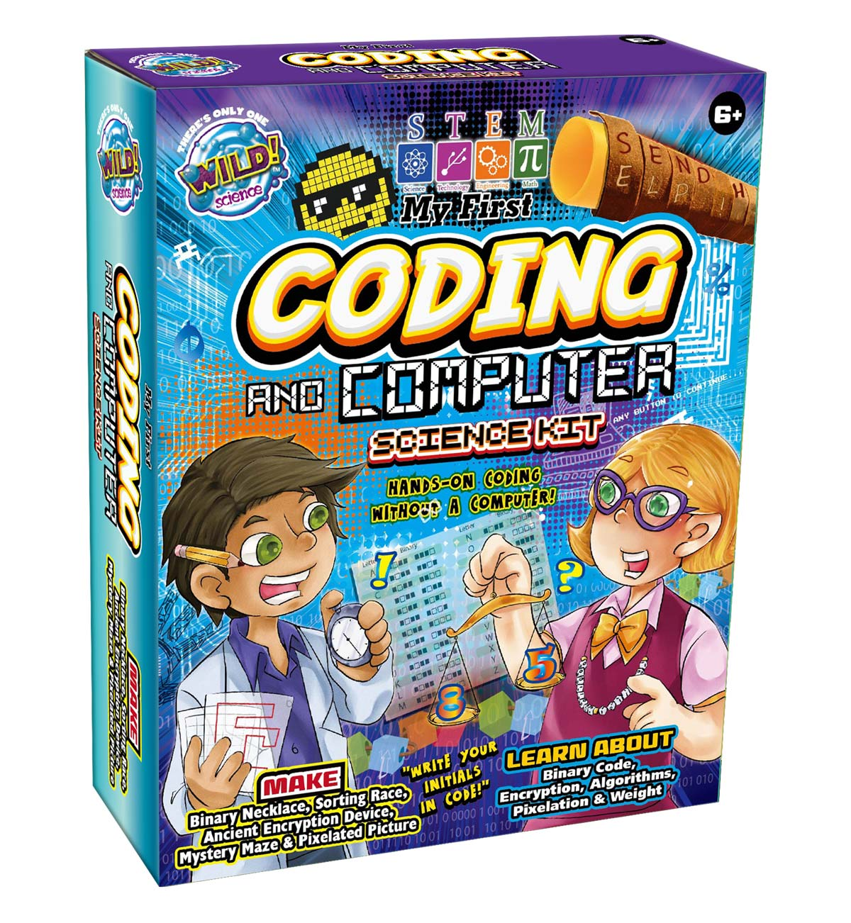 Coding and Computer Science