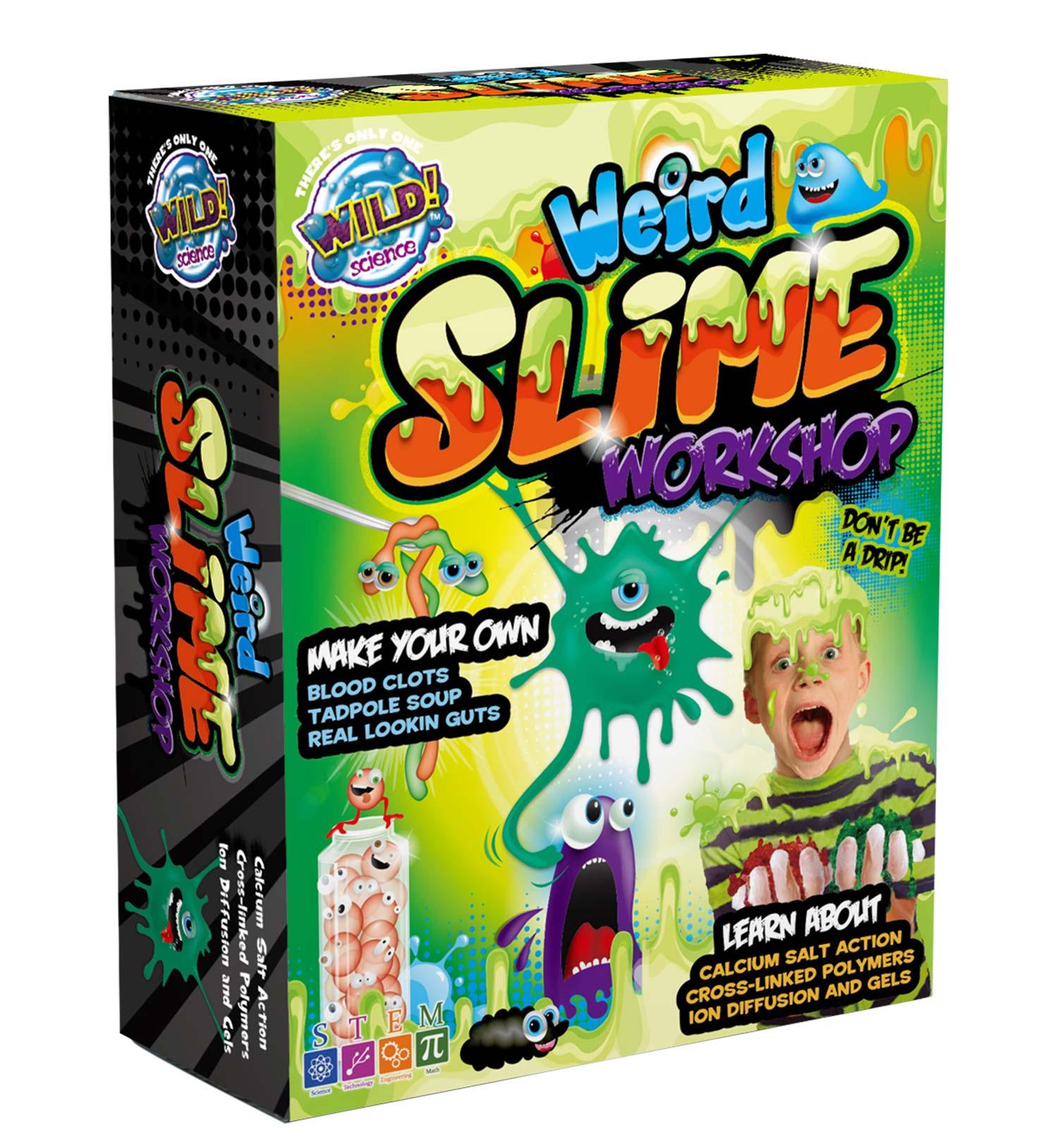Weird Slime Workshop