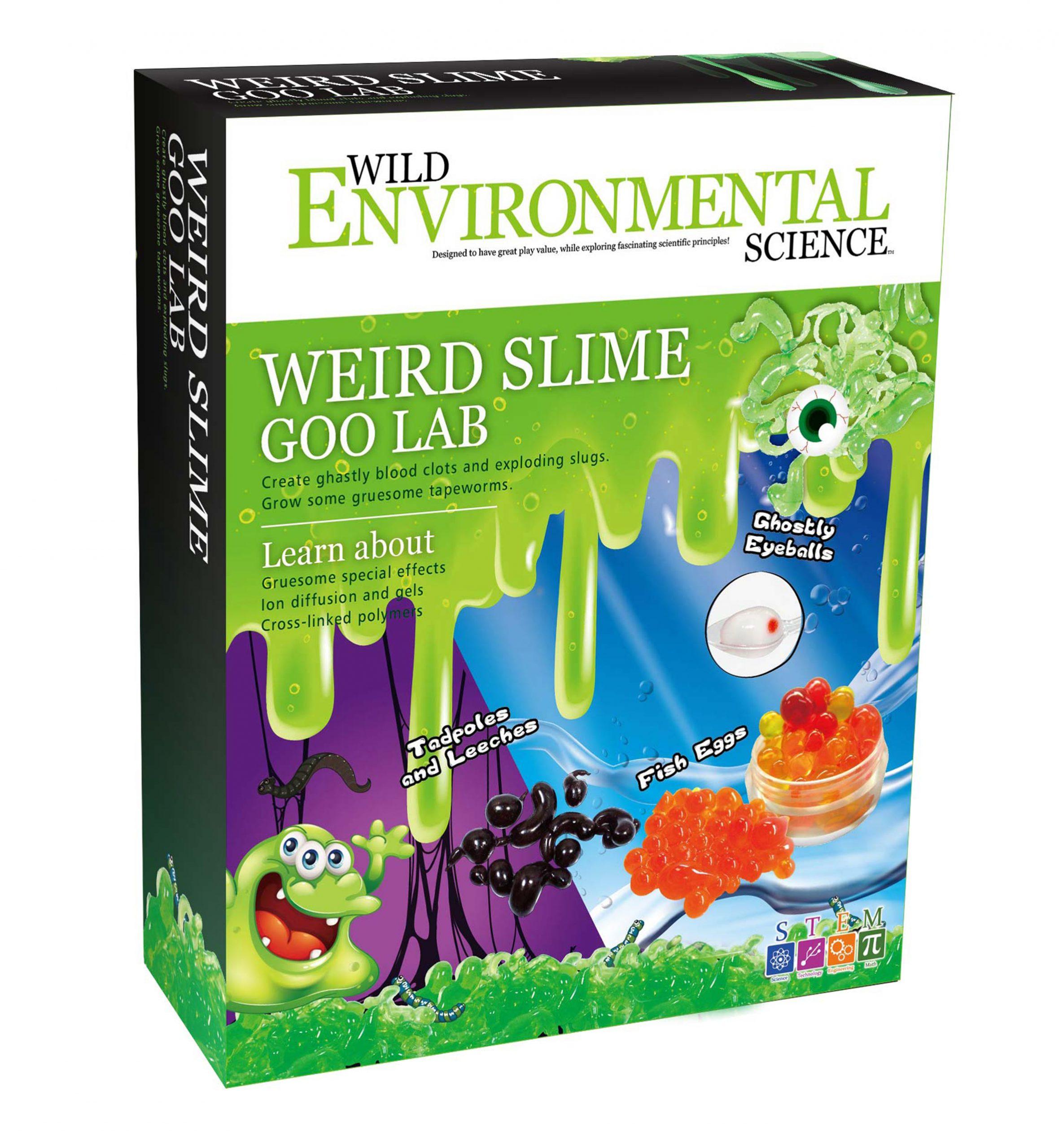 Weird Slime Goo Lab