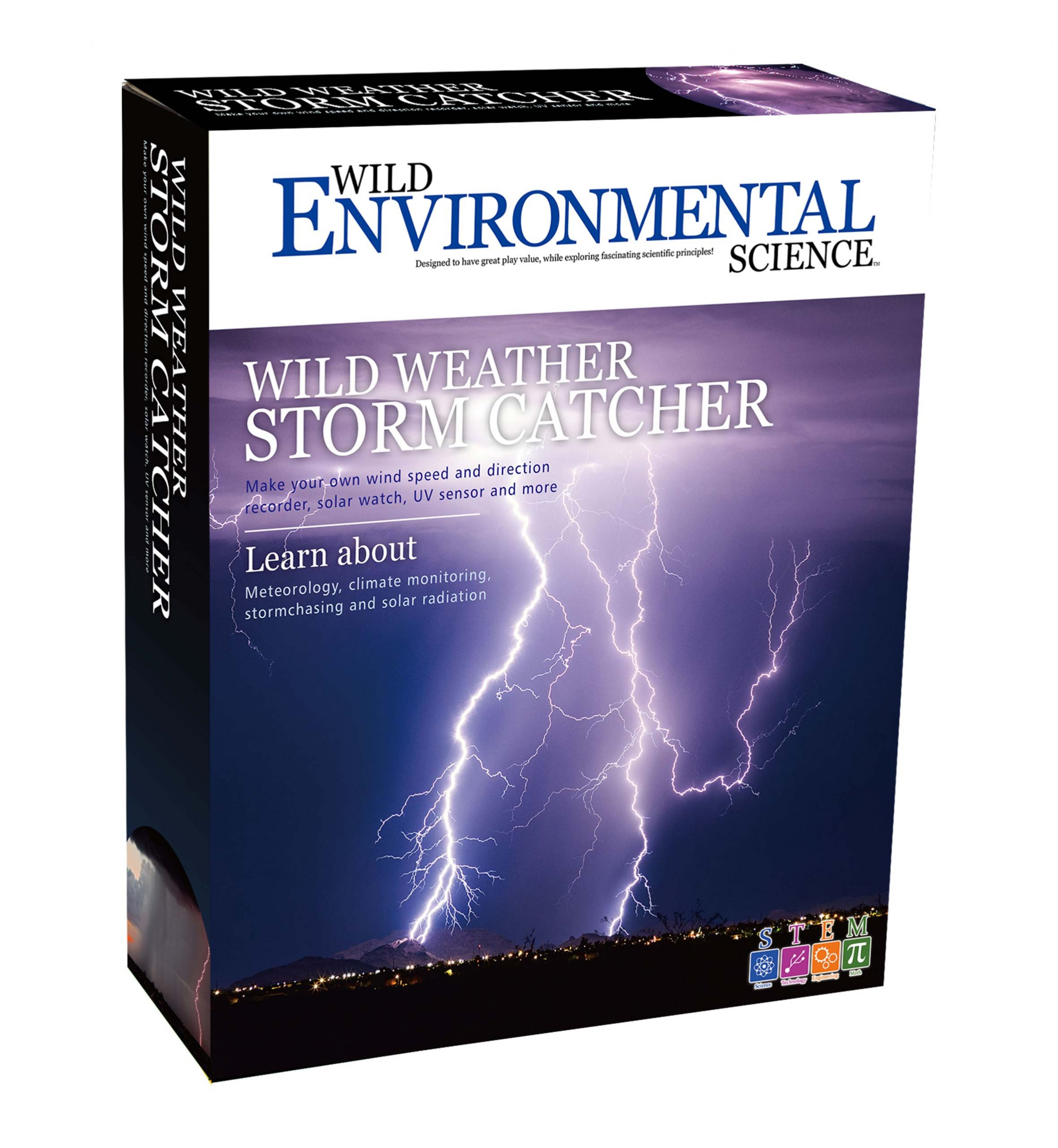 Wild Weather Storm Catcher