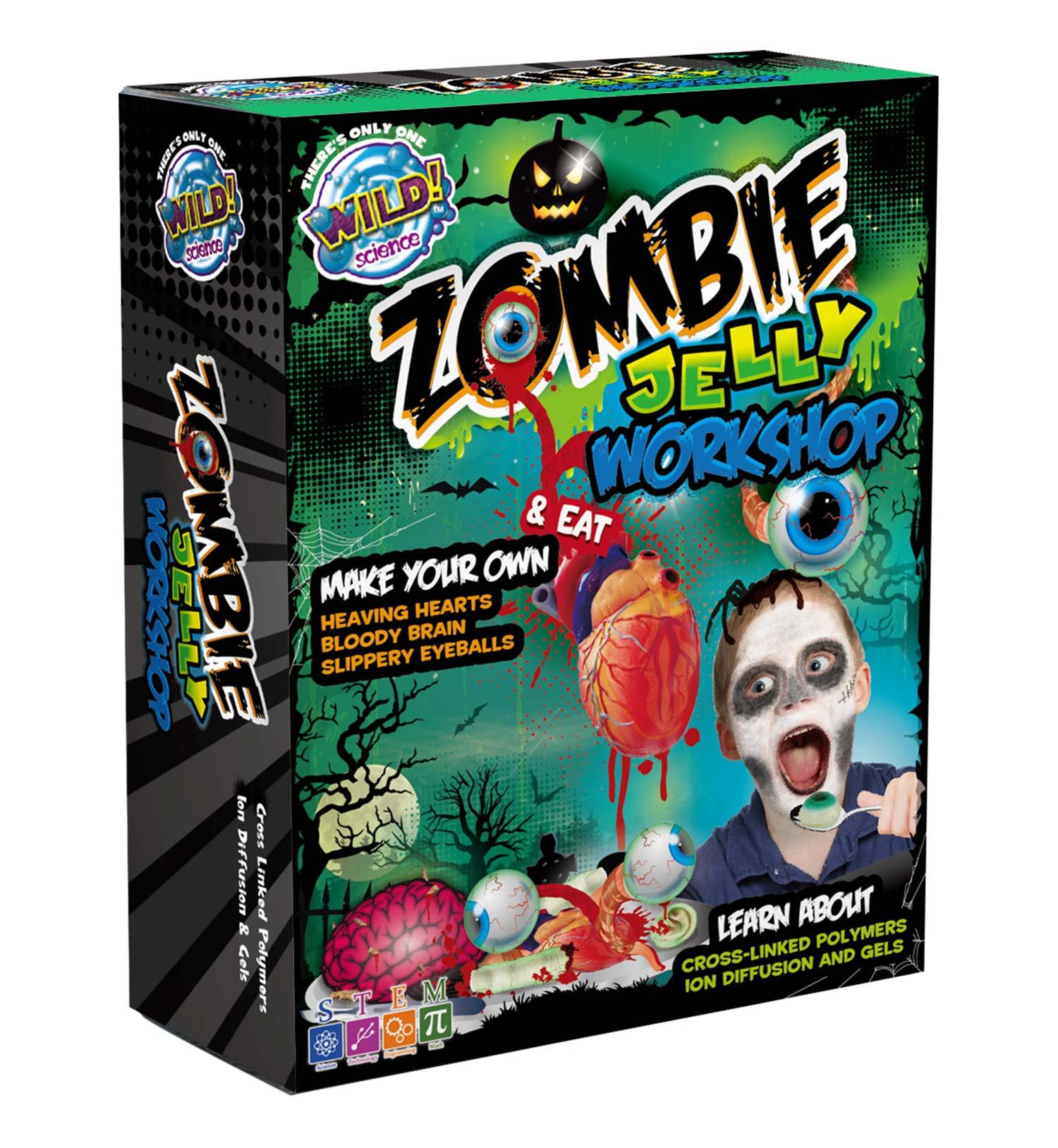 Zombie Jelly Workshop