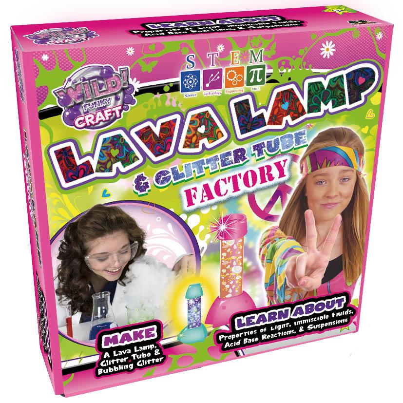 Lava Lamp Factory