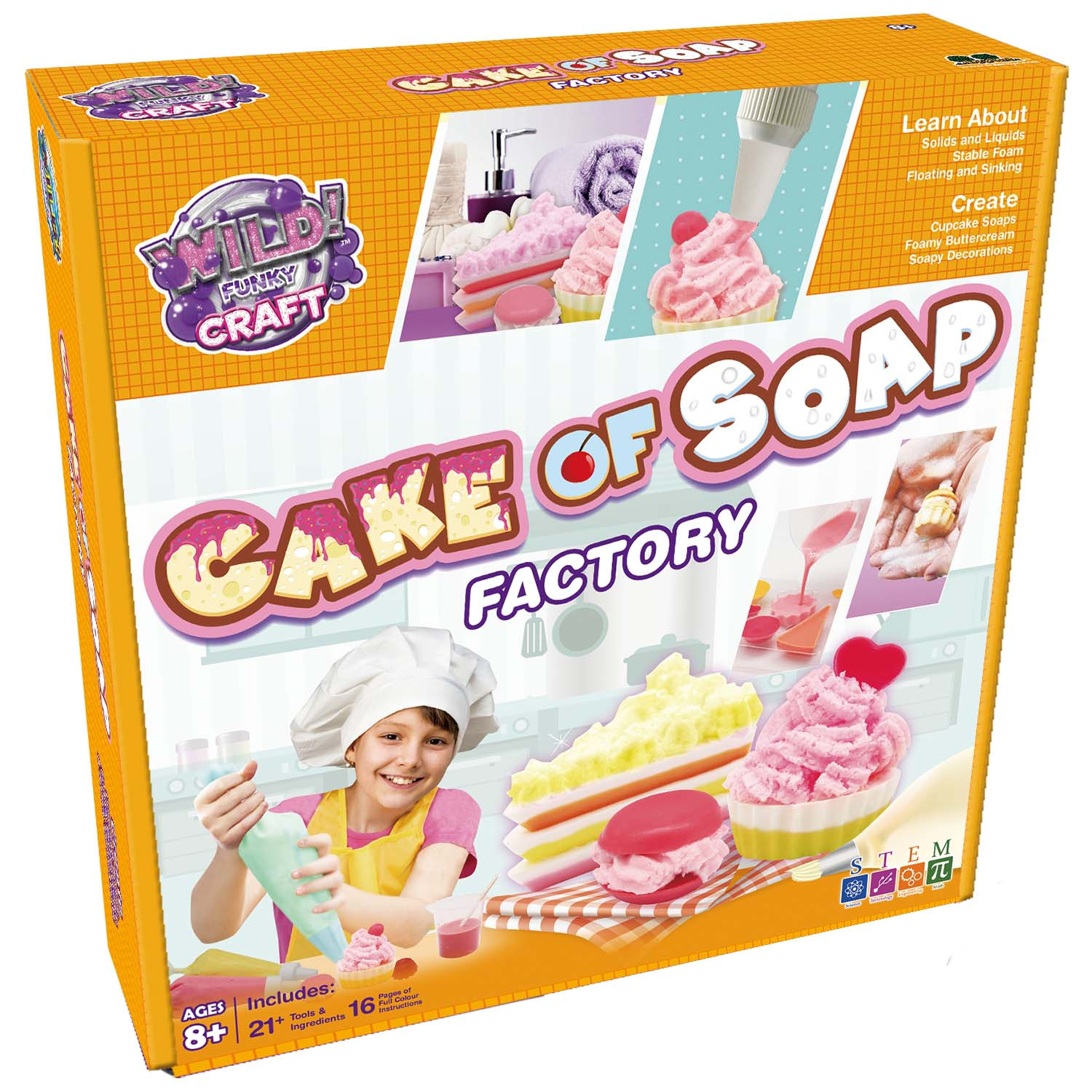 Cake of Soap Factory